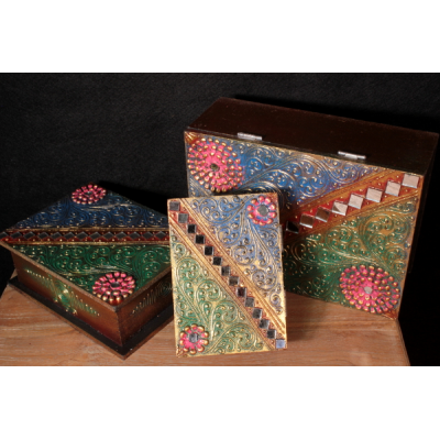 set cajas