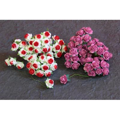 Flores Papel