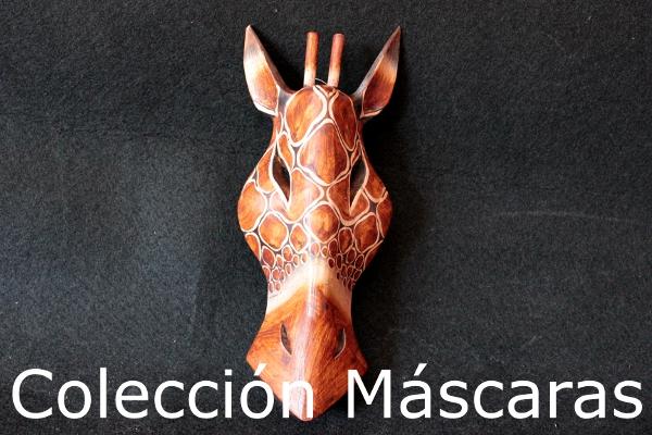 Colección Mascaras