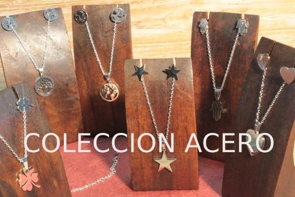 Colección Acero