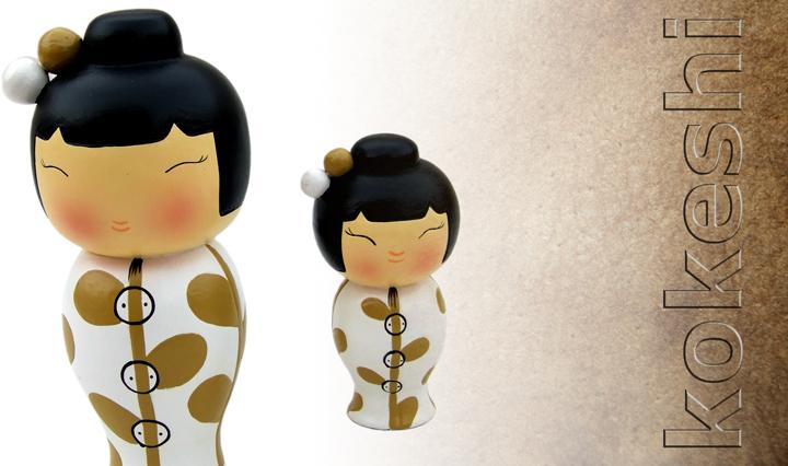 Kokishi, Japanese Dolls